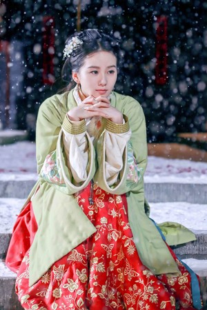 刘诗诗和霍建华已是第4次协作