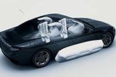 采埃孚公布新型车外安全气囊 将冲击力减轻40%