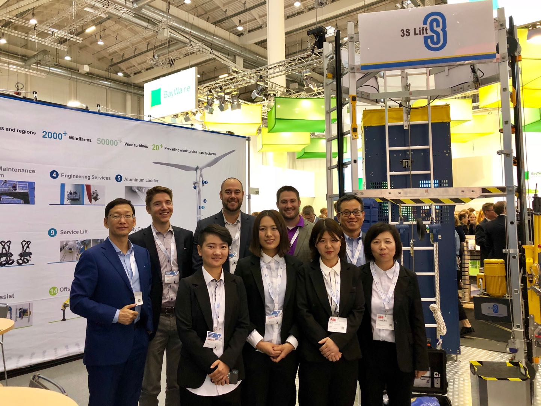 世界风电装备中的中国制造,中国制造的骄傲:中际联合(3S LIFT)