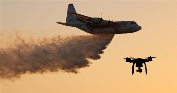 英政府扩大机场无人机禁飞范围 五公里内禁止操作