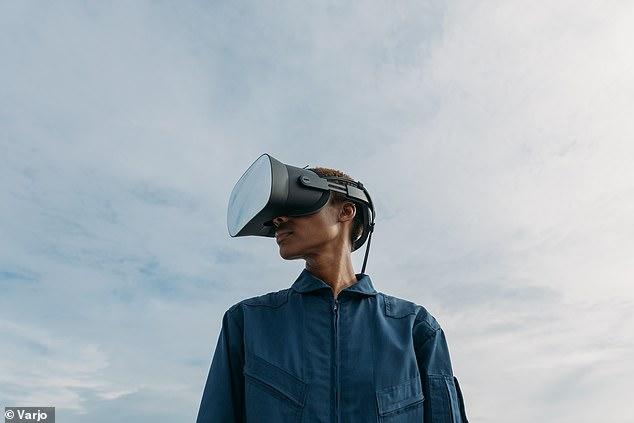 芬兰公司发布6000美元VR头盔 清晰度堪比人眼