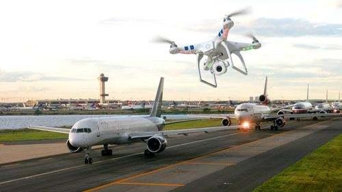英国政府扩大机场无人机禁飞范围