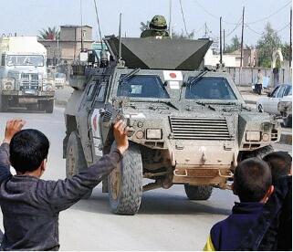 高投入低回报 日机械巨头拟不再为自卫队研发军用车辆