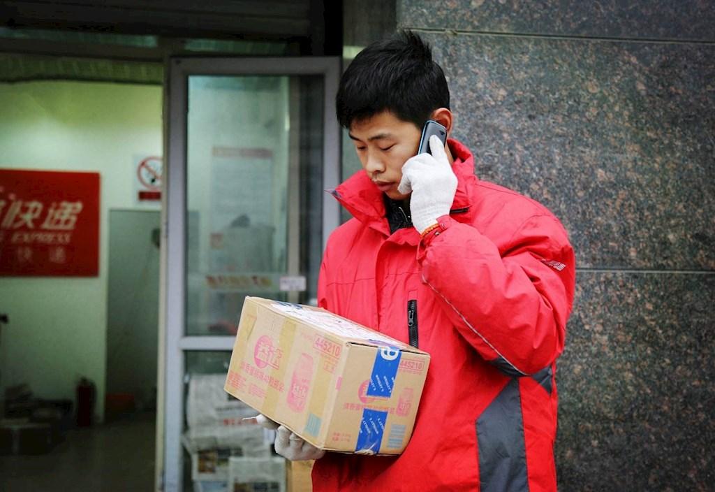 北京市将为快递员提供2400个租赁房源作集体宿舍
