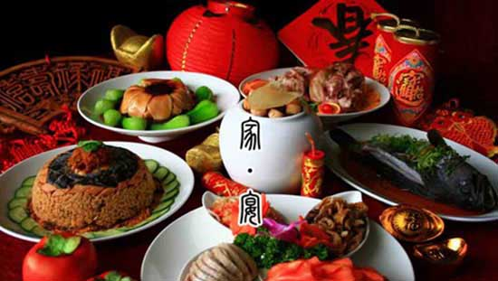 舌尖上的年味|中国春节饮食文化知多少?