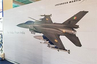 美国为印度版F-16做出多少改变?这个特征最明显