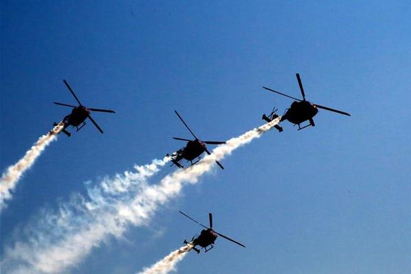 第12届印度航空展拉开帷幕