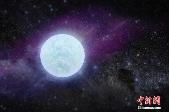 NASA:德国研究者发现了迄今最古老的白矮星