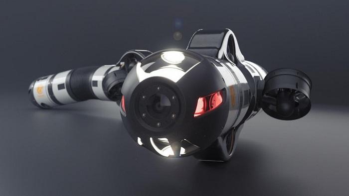 Eelume推出新款EELY500水下蛇形机器人