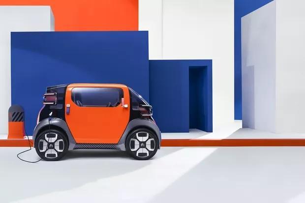雪铁龙计划展出迷你款AMI One纯电概念车
