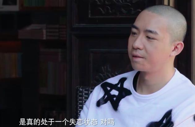 俞灏明坦言烧伤后被分手:最大的伤害是不敢去爱