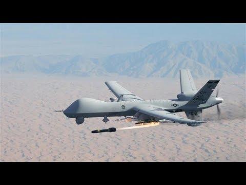 伊朗称捕获并控制了美国无人机 展示无人机执行任务视频作证据