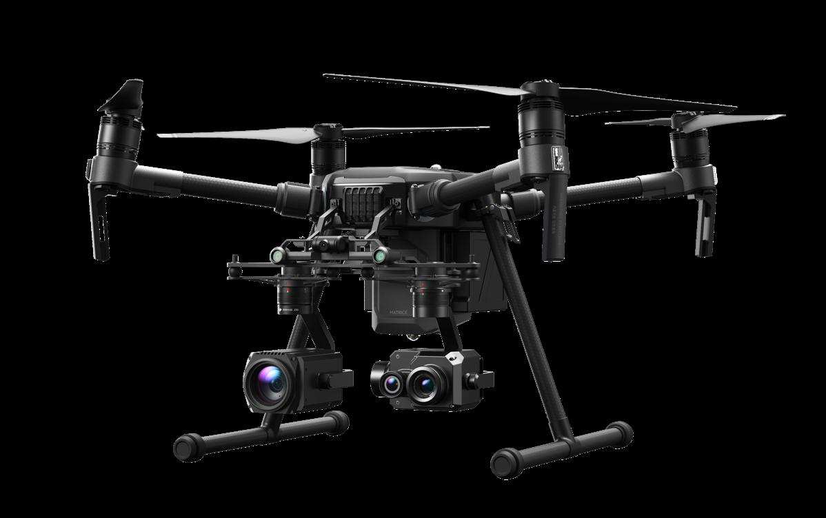 大疆发布最新经纬M200 V2系列无人机 全方位提升