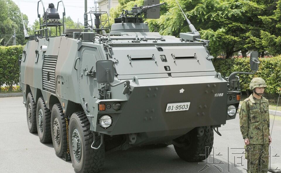 不赚钱,日本小松工程机械决定退出自卫队车辆研发项目