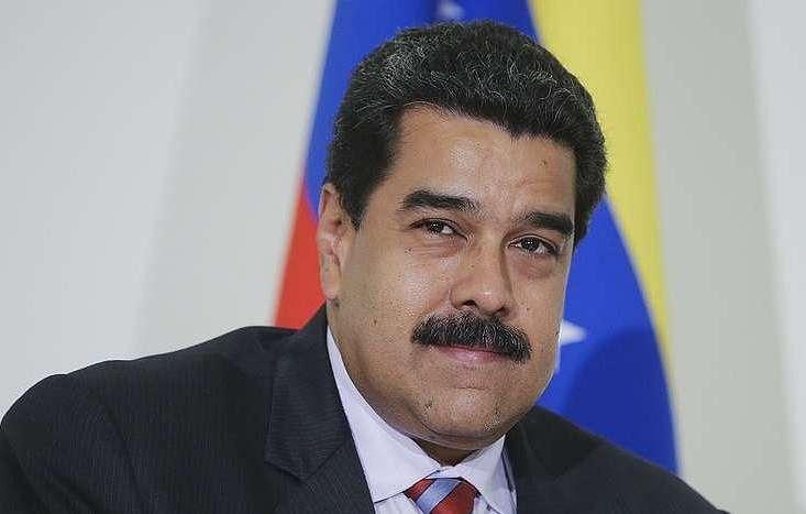 马杜罗:感谢普京向委内瑞拉提供药物方面的帮助