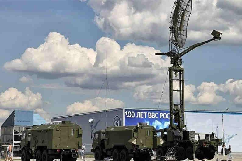 俄为防无人机设雷达机动部队