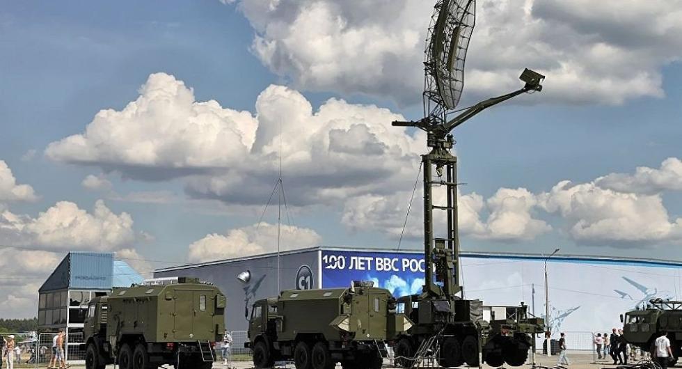 俄为防御巡航导弹和无人机成立雷达机动部队