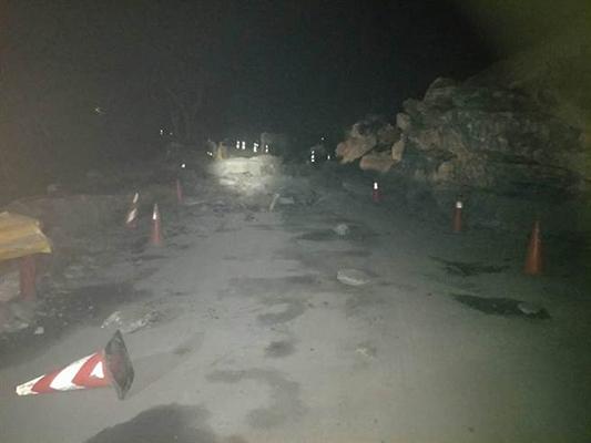 台8线道路状况连连 华禄溪桥9天内4次塌方
