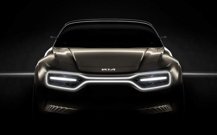 起亚全新电动概念车下月发布:电气化设计方向
