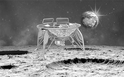 """""""创世纪""""号:测量月球磁场 追寻月球起源"""