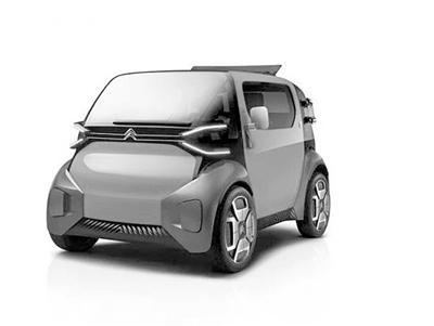 这辆纯电动小车圆无驾照者的驾驶梦