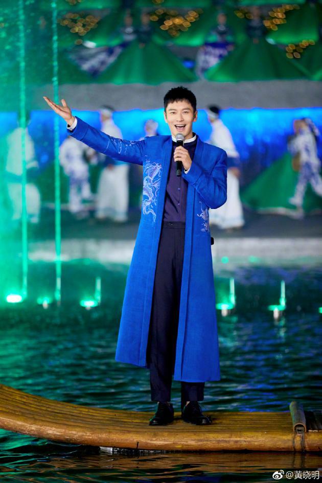 黄晓明发文悼念去世粉丝:你是我们永远的家人