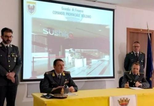 外媒:意大利华人企业涉嫌剥削移民员工 3名华商被捕