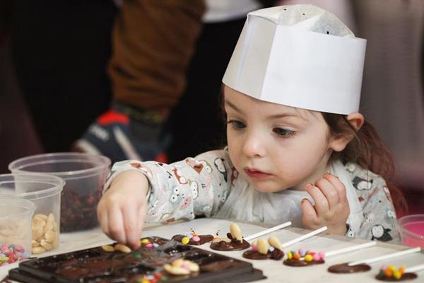 视觉与味觉的盛宴——第六届布鲁塞尔巧克力沙龙