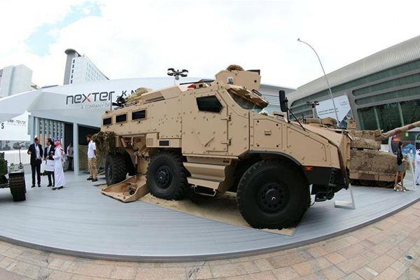 阿布扎比防务展共签订54.5亿美元军贸协议