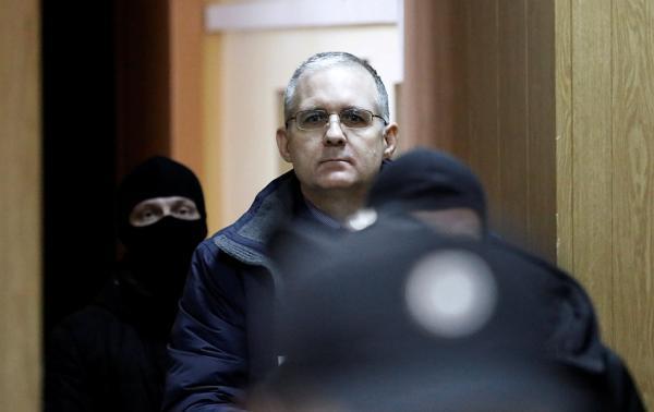 """俄法院延长拘押美国""""间谍"""",以便继续调查"""