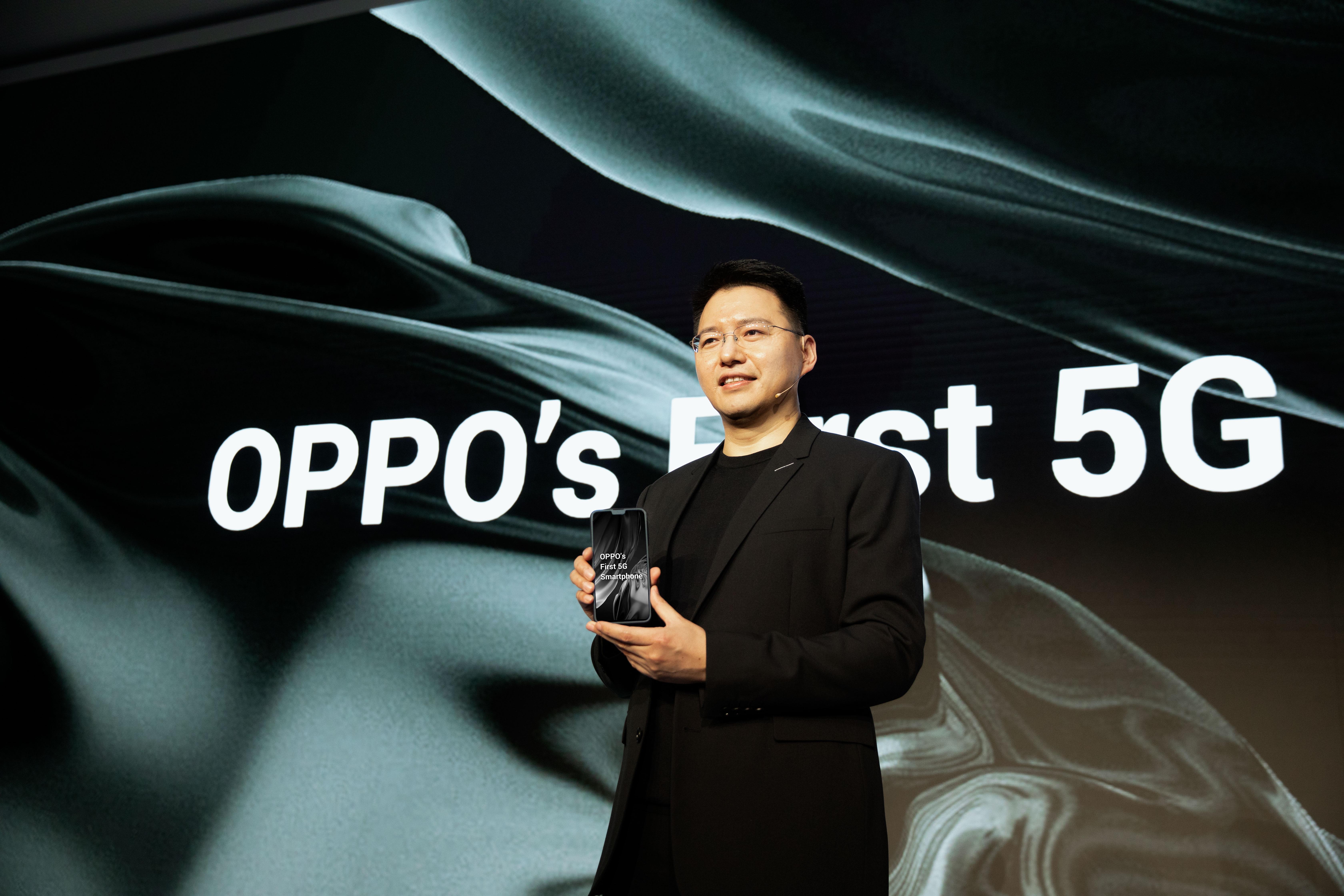 2019 OPPO创新大会热点:5G手机 10倍混合变焦