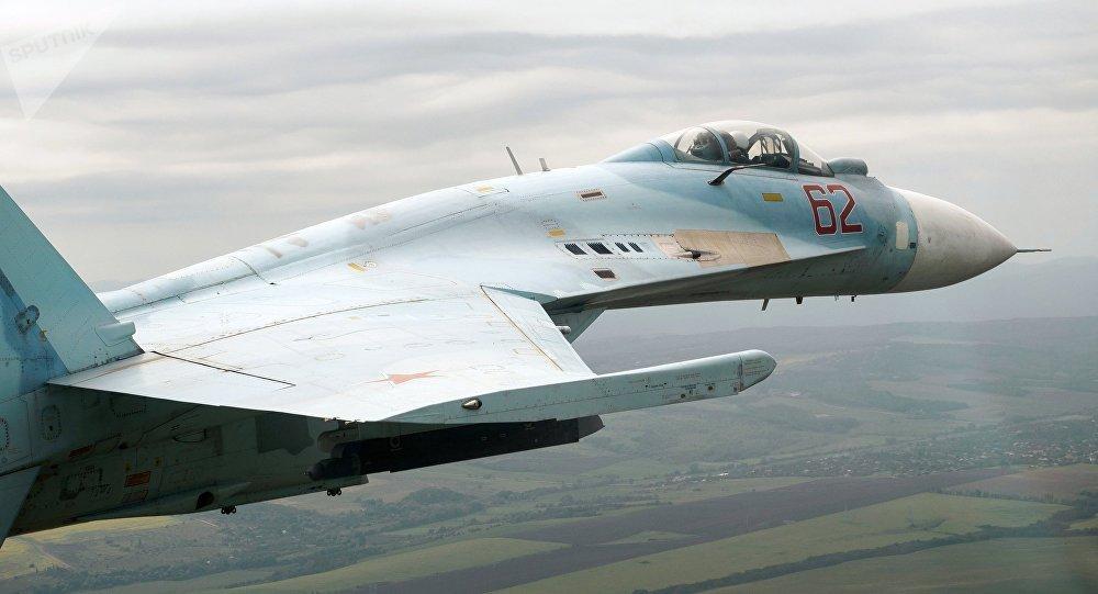 俄紧急出动苏27 在波罗的海近距拦截瑞典侦察机
