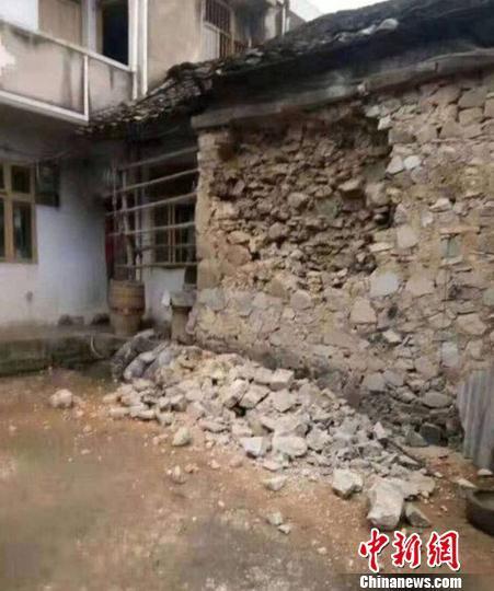 四川荣县4.7级地震:已转移安置600人 暂无人员伤亡