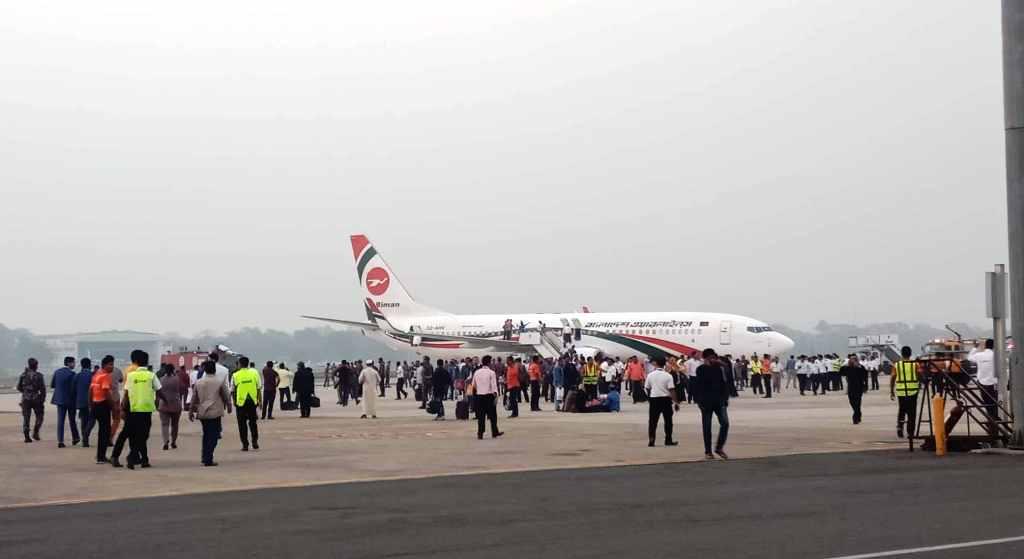 快讯!一架飞往迪拜的航班遭遇未遂劫持