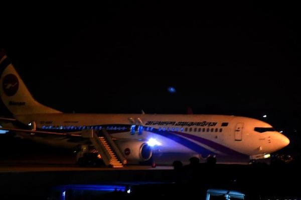 孟加拉国一民航客机遭劫持迫降 嫌疑人已死亡