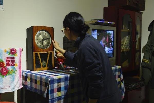 """重庆市民""""年代体验馆""""寻找年代记忆"""