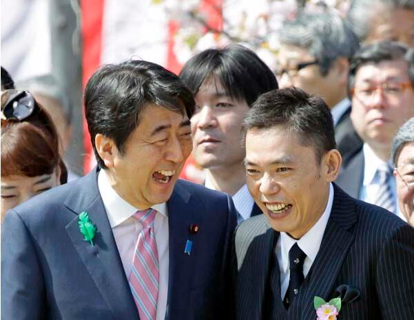 安倍晋三早年惊人言论流出 日本网民:难道患有精神病