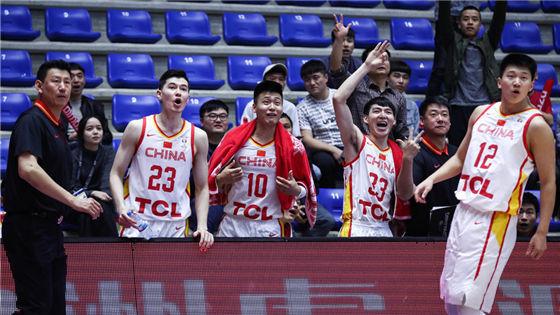 男篮世预赛-叙利亚男篮59-90中国男篮