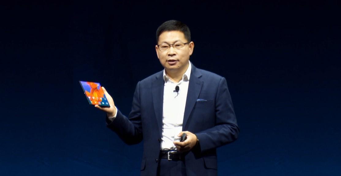 """MWC2019:华为发布5G折叠屏手机 数字生活将迎来""""大""""变化"""