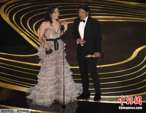 美媒:华裔摄影师指导《自由攀岩》 获奥斯卡最佳纪录片