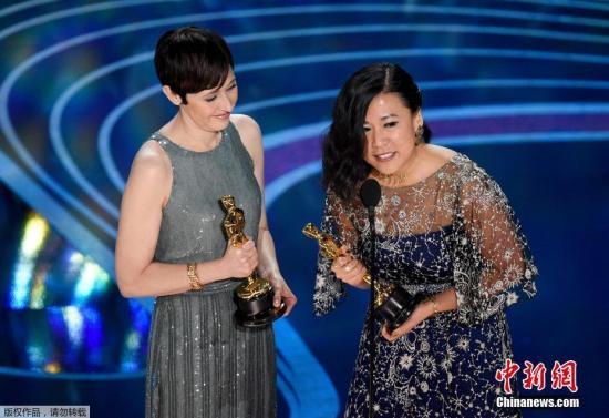 华媒:华裔导演作品《包宝宝》赢奥斯卡最佳动画短片奖