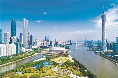 美好生活 就在广州