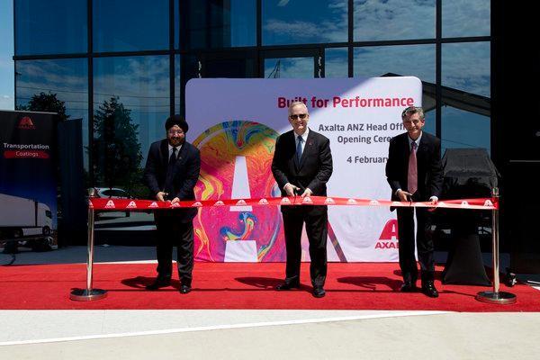 艾仕得在悉尼启用全新的区域配送仓库、服务中心和客户培训中心