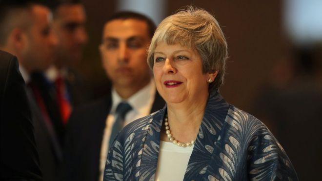 特雷莎・梅:英议会下院将在3月12日做出脱欧终投