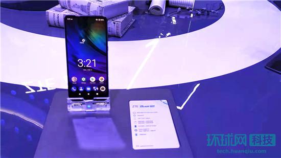MWC2019:中兴发布3200万AI自拍手机Blade V10