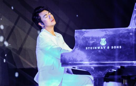 郎朗全新专辑《钢琴书》亚洲发布会盛大开启