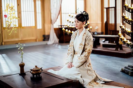 《独孤皇后》节俭夫妇陈乔恩陈晓隔空飙戏展演技