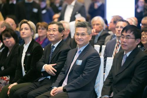 """70多家德国企业与江苏企业共建创新""""朋友圈"""""""