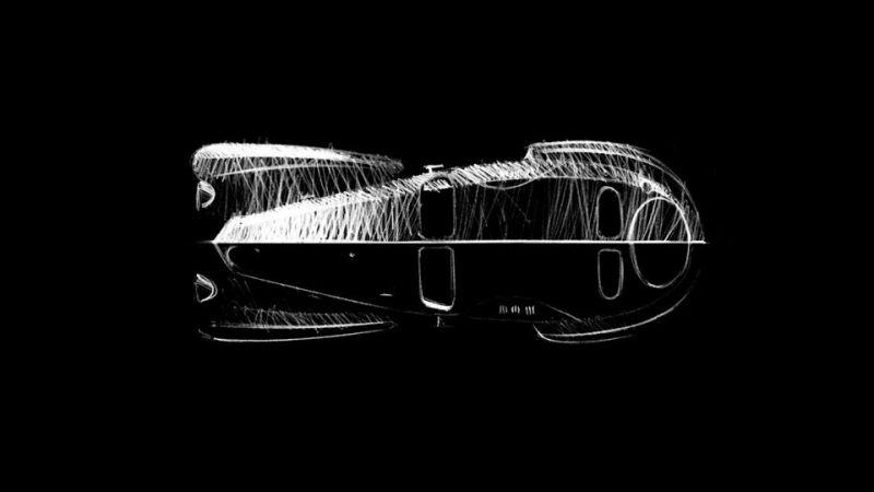 布加迪新车浮出水面 或为Atlantic传承车型