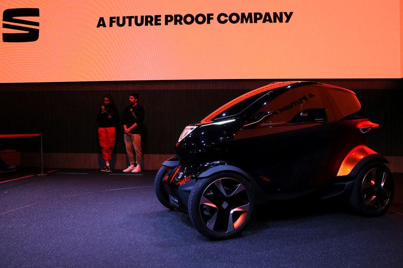 西雅特:汽车行业将成为5G网络大用户